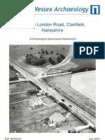 London Road Clanfield