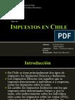 Disertación Tipos de impuestos en Chile