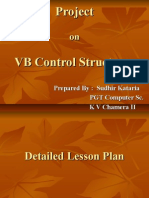 VB Control Structures