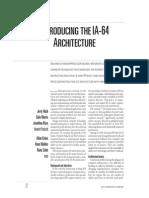 IA64 arch