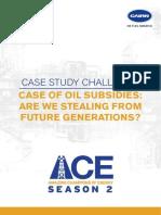 ACE Season 2 - Case Study Challenge