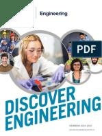 Discover Engineering Viewbook 2014-2015
