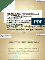 New Place Ment Presentastion-Vaibhav