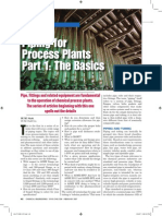 Piping for Process Plants Part-1