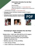 MDG Kematian Ibu IBI