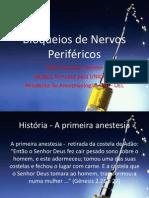 Bloqueios de Nervos Periféricos