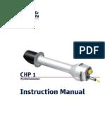 KippZonen Manual Pyrheliometer CHP1 V1002