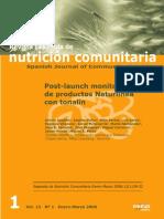 Estudio Post Launch Naturlinea. Rev. Española Nutr. Comunitaria. 2006.pdf