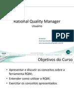 Material Didático - RQM Usuario