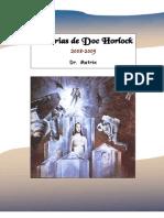 Historias de Doc Horlock (cubierta)