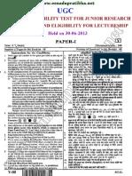 UGC-NET-Paper-I