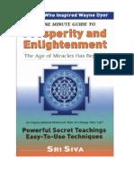 Sri Siva - Prosperity & Enlightenment