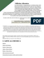 55720063 Officina Alkemica