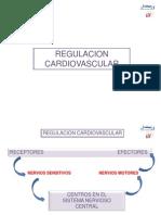 Bloque II. Tema 3. Regulacion Cardiovascular