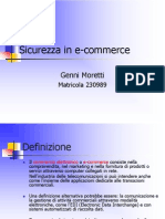 Sicurezza in E-commerce