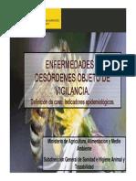 NORMATIVA Y PROGRAMAS_PROGRAMAS_2012_APICULTURA_CURSO DE FORMACIÓN 4 DE JULIO DE 2012_2_ENFERMEDADES_OBJETO_VIGILANCIA
