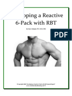Developing Abs With Bands
