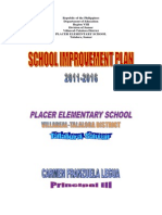 School Imrovement Plan - Placer Elementary School