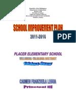 School Imrovement Plan - Placer Elementary School
