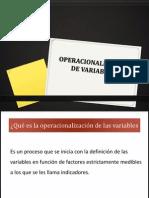[04] Operacionalización de las variables