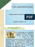 Campo de La Antropologia