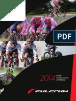 Catálogo de Fulcrum 2014