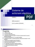 46872113 1 Sisteme de Actionare Electrica