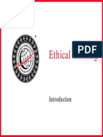 Certified Ethical Hacker (CEH) v3.0 Official Course