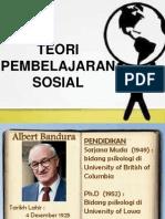 TEORI PENIRUAN
