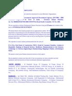 Backer Associates - Company Profile