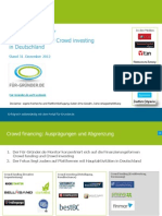 Crowd Funding-Monitor 2012