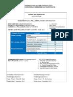 Perancangan Kuliah - BEL30403 Electronic Circuits Analysis and Design