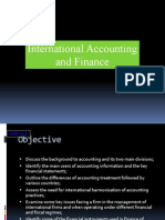 International Accounting and Finance.ppt