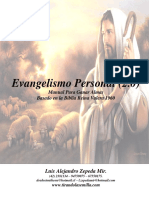 (1)EVANGELISMO PERSONAL (3.0)