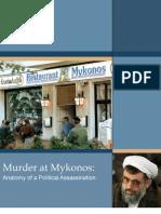 Murder at Mykonos