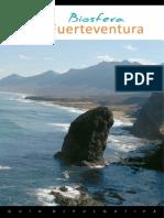 Guía Divulgativa Reserva de la Biosfera. Fuerteventura