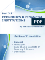 Lesson 3.8 - Economics and Financial Institutions