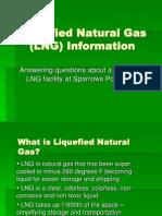 LNG Testimony