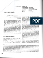 LEDESMA, Jeronimo - Historia Natural del Deseo - Sobre Las Vidas Posibles - KM111 nº 8 - 184-196