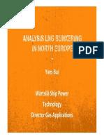 Wartsila SP Ppt 2012 Analysis LNG