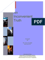 36951866 Resumee on Un Inconvenient Truth