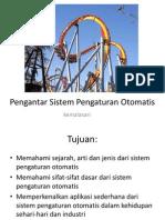 1.Pengantar Sistem Pengaturan Otomatis