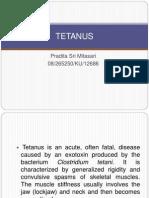 Tetanus - CDC