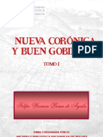 Cronica y Buen Gobierno - Guaman Poma