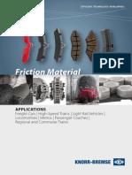 Friction Material P 1258 En
