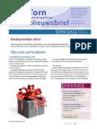 Nieuwsbrief Fiscaal 2013 Eindejaarstips 2013