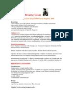 Breast Cytology