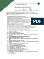 Cuestionario Alonso Domingo Honey Chaea 2012