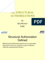 Hr Structural Authorizations