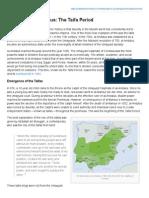 Disunity in Al-Andalus - the Taifa Period